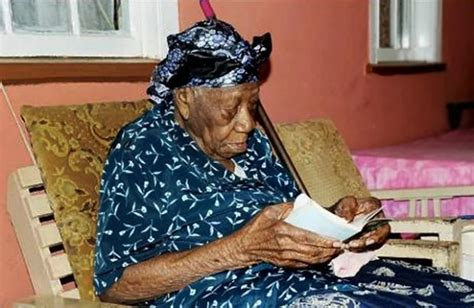 117 Year Old Jamaican Woman Is Now The Worlds Oldest