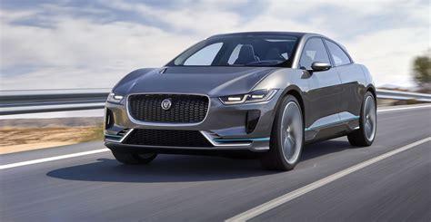 jaguar  pace concept revealed british luxury brand