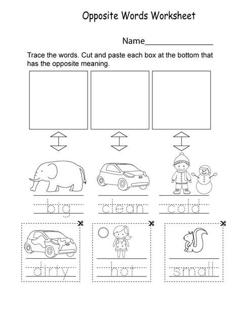 kindergarten worksheets free printables learning