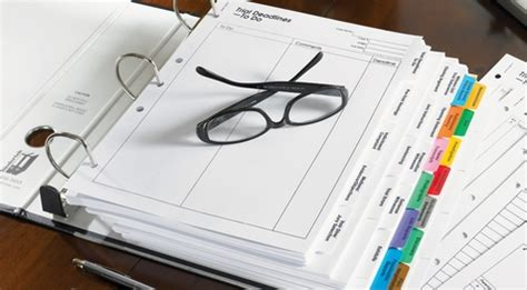trial notebook template my paralegal place 11 steps to preparing your trial notebook