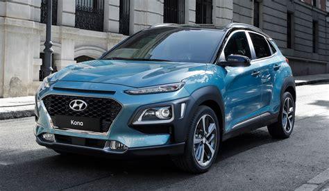 Hyundai Kona  Compact Suv For Millennials Revealed
