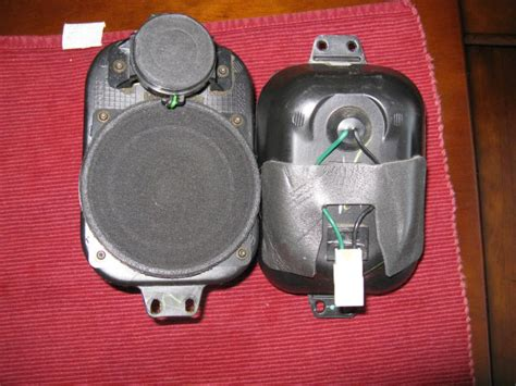 jeep infinity sell jeep wrangler tj oem infinity front speakers