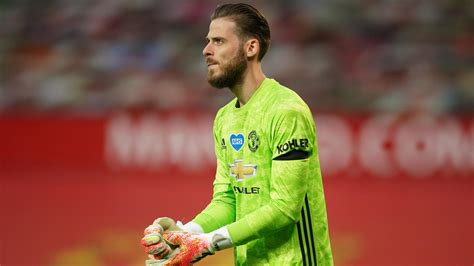 When sir alex ferguson signed the spaniard to replace the outgoing edwin van der sar. The best David De Gea stats as he reaches 400 appearances   Manchester United