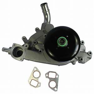Water Pump New For Chevy Avalanche Express Van Suburban