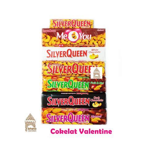 gambar coklat silverqueen valentine