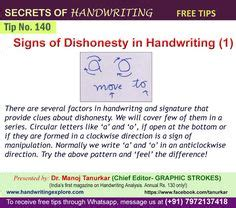 guide  graphology images handwriting