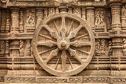 konark temple india wallpaper designs spiritual
