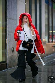 Victoria Beckham Street Style Fashion