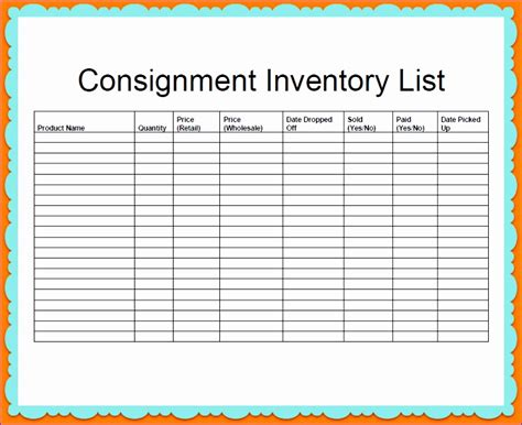 stocktake template excel excel templates excel