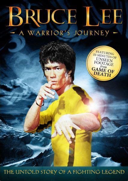 bruce lee  warriors journey dvd zavvi