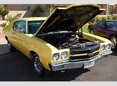 Factory Muscle Collector Car Gallery
