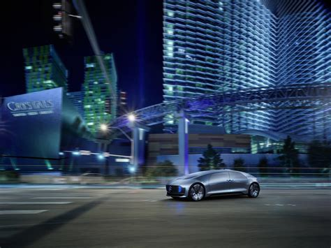 Mercedes Benz F 015 Luxury In Motion O Futuro Assim