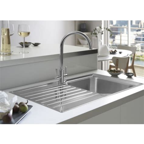 Franke Ascona Kitchen Sink Mixer Tap  Baker And Soars