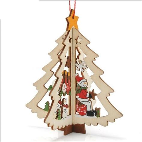 buy wooden christmas tree buy ornaments from china 4126