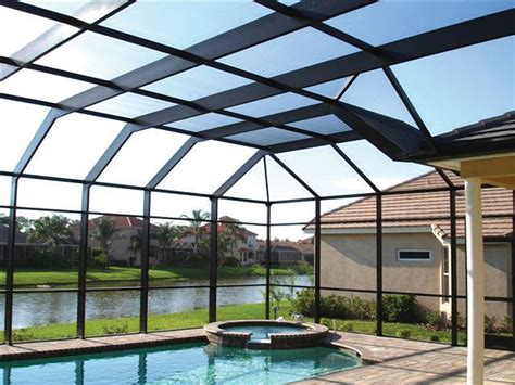 pool patio enclosures commercial residential aluminum