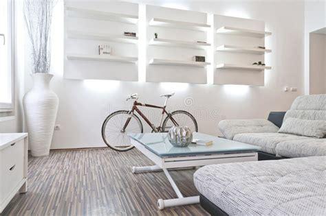 living room interior design stock image image  leather