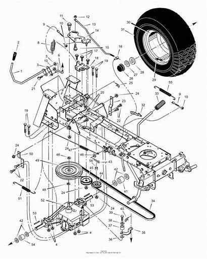 Murray Lawn Tractor Diagram Garden Drive 2000