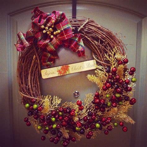 do it yourself wreath diy christmas wreath do it yourself pinterest