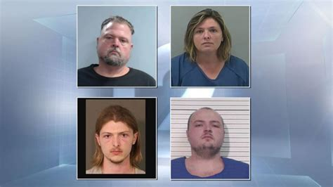 members   wagner family arrested charged  pike