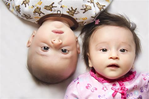 Twins Can Have Different Fathers A Rare Situation Called