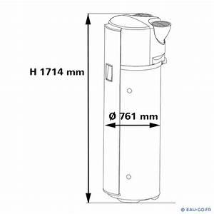 Chauffe Eau Atlantic 200l : chauffe eau thermodynamique 200l atlantic odyss e vertical ~ Nature-et-papiers.com Idées de Décoration