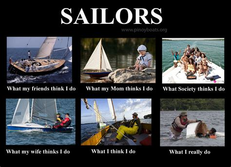 Dinghy Boat Meme by Image 252473 What Think I Do What I Really