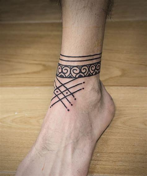 67 Diversas Ideas para Tatuajes en el Tobillo con