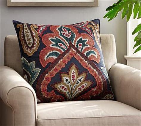Houston Pottery Barn by Houston Ikat Decorative Pillow Cover Pottery Barn