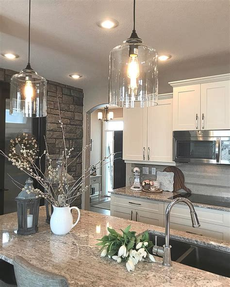 Kitchen Island Light Fixtures Ideas by Pin By Erica Bunker On Decorating My House In 2019 Home
