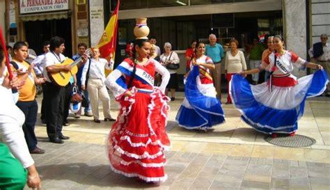 Paraguay Way Danzas Tradicionales Del Paraguay