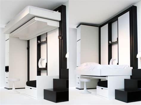 triptyque cuisine des lits qui montent au plafond le journal de la maison