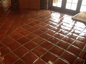 Decorating Impressive Reformed Home With Saltillo Tile