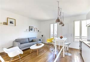 deco appartement petit espace With decoration petit appartement moderne