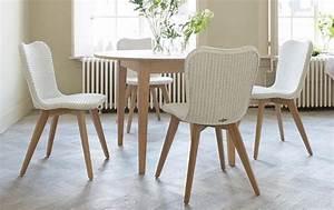 Designer Stühle Esszimmer : blue wall design lloyd loom stuhl lily ~ Whattoseeinmadrid.com Haus und Dekorationen
