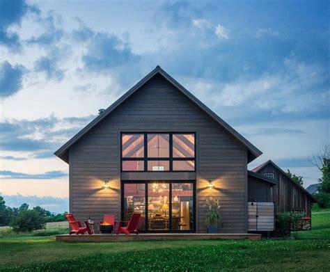 Barn House Designs Plans vermont modern barn by joan heaton architects