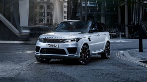 Rover Range Rover Sport 4k Wallpapers by Range Rover Sport Hst 2019 4k Wallpaper Hd Car