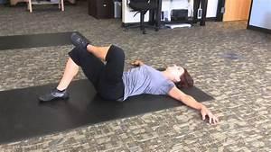 Hip Crossover Stretch