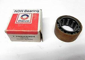 Delco New From Old Stock Manual Transmission Output Shaft