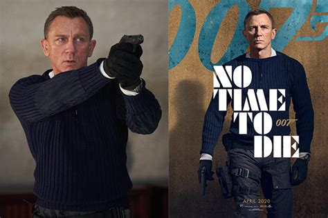 Ultimate Guide to No Time To Die (Bond 25) Products and ...