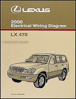 Lexus Wiring Diagram Manual New Electrical