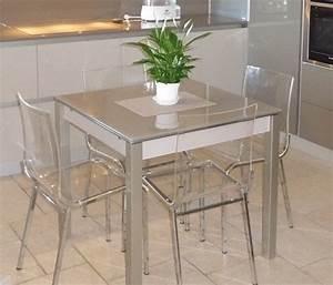 Chaise De Cuisine Design : magasin cuisines tables et chaises pierrelatte dr me 26 ~ Teatrodelosmanantiales.com Idées de Décoration