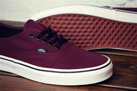 vans shoes maroon colour search s h o e s