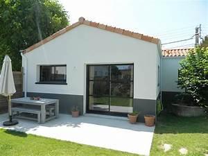 terrasse maison moderne mc immo With terrasse de maison contemporaine