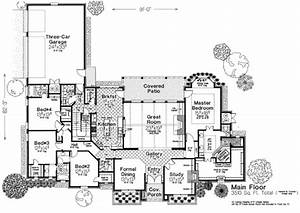 House Plan 66115 at FamilyHomePlans com