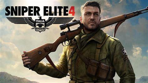 ps4 sniper elite 4 sniper elite 4 markiplier wiki fandom powered by wikia