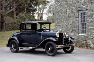 1930 Ford Coupe Model