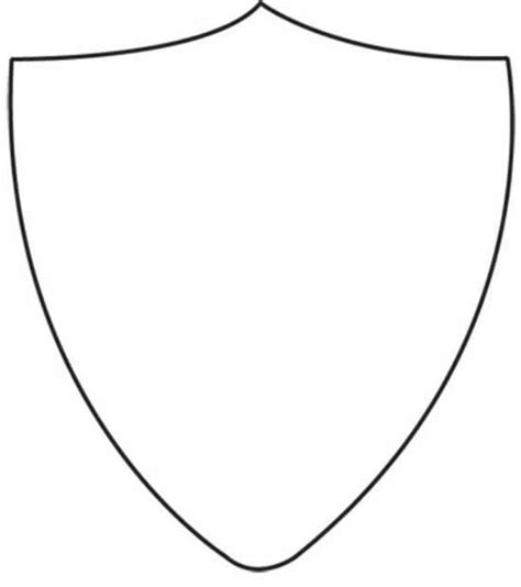 Shield Template To Print by Read 2008 Food Fights Tslac