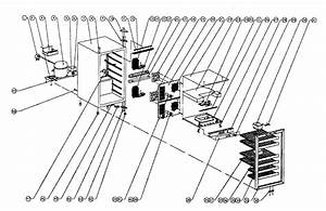 Cabinet Parts Diagram  U0026 Parts List For Model 46199130700