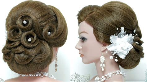 hair styles for hairstyle for hair tutorial wedding updo 2334