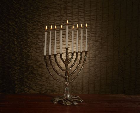 Light The Menorah by Why We Light The Menorah Breaking Matzo